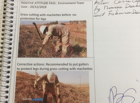 PASS Implemented in B2 Gold's Fekola Mine in Mali Africa.
