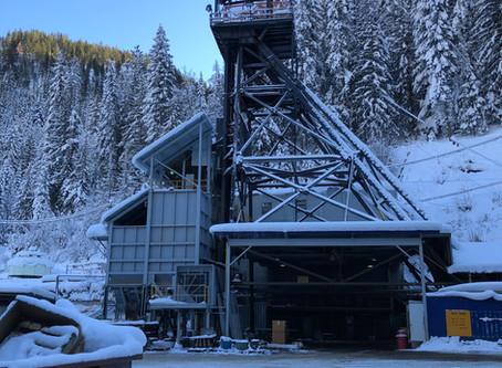 Jim Burns implements PASS at Galena Mine, Wallace Idaho