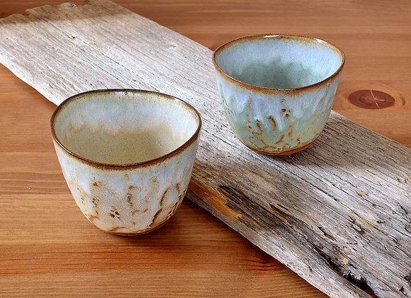 Bol à thé façonné