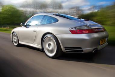 Porsche 996 C4S