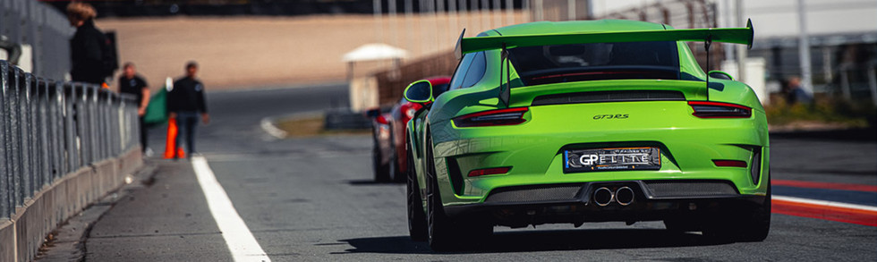 991 GT3RS Trackday