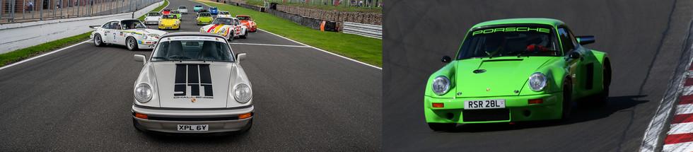 Brands Hatch Porsche Racing Day-207 bann