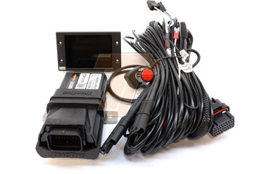 TracTive Wiring Harness, Control Knob and Touchscreen