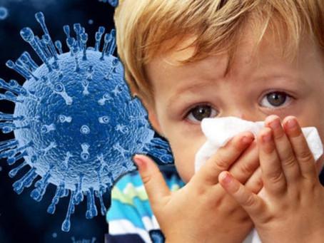 COVID-19 и осложнения у детей.