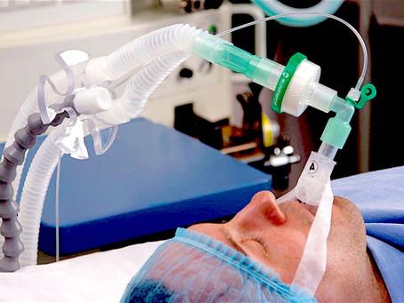 Профилактика повреждения легких при проведении ИВЛ пациентам с COVID-19.