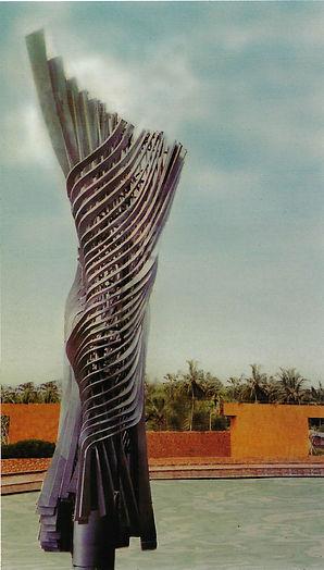 26 Banten, Labuan Hotel - Sculpture (2002-3).jpg