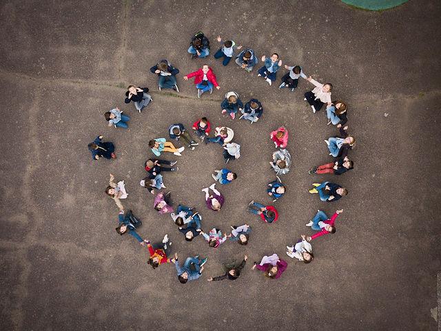 Photo de groupe scolaire