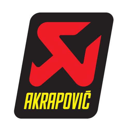 商品名 Akrapovic sticker 60x75