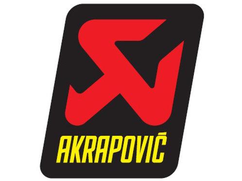 商品名 Akrapovic sticker 47x60