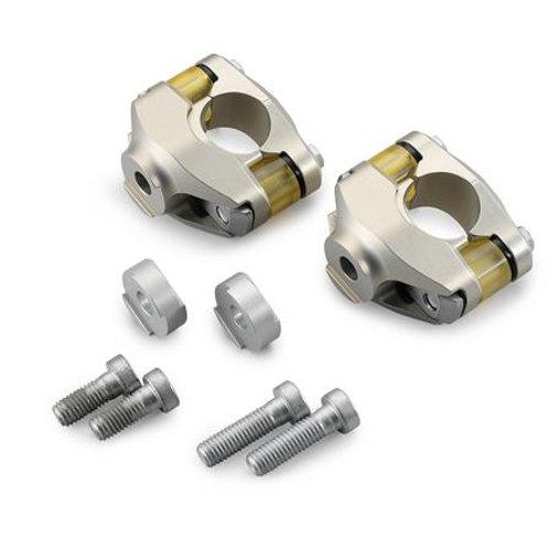 商品名 PHDS progressive handlebar damping system