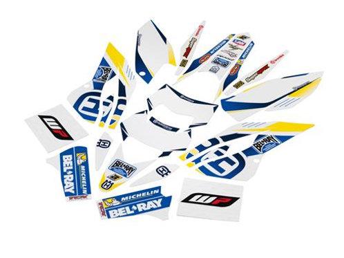 商品名 Graphics kit Factory Enduro