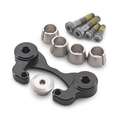 商品名 Factory steering damper bracket