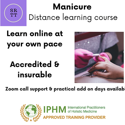 Manicure online training