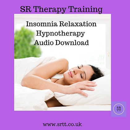 Insomnia relaxation Audio Download