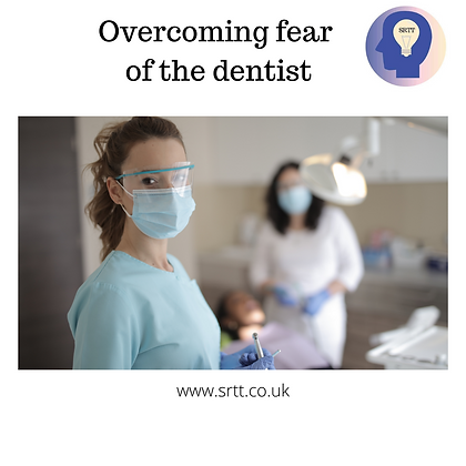 Overcome fear of the dentist