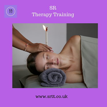 SR Therapy Training Hopi Ear Candle  acc