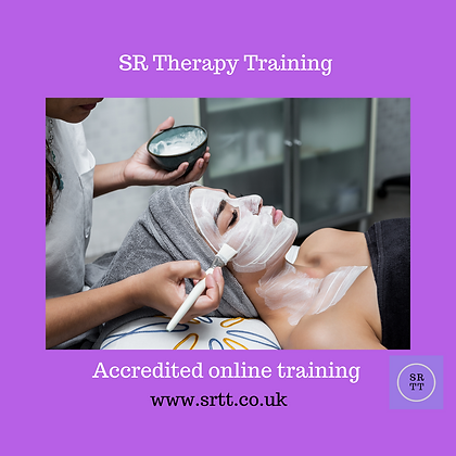 SR Therapy Training Online Facial Training