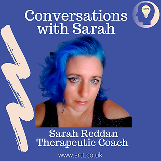 Sarah Reddan Therapeutic Coach, SRTT, Co