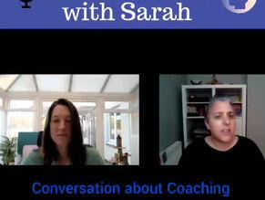 Conversation with Sarah Podcast