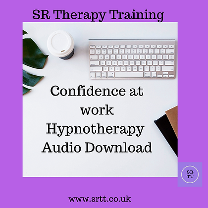 Confidence at work Hypnotherapy audio download
