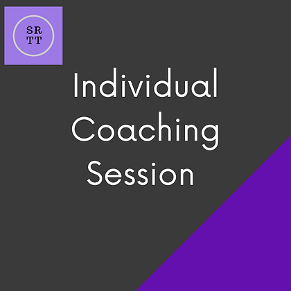 Individual 1-1 Video Coaching session