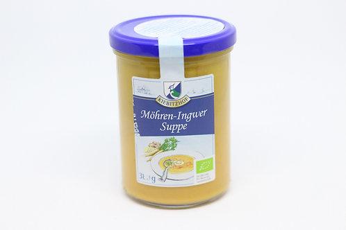 Möhren Ingwer Suppe 380g