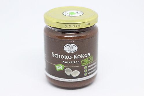 Schoko Kokos Aufstrich 250g