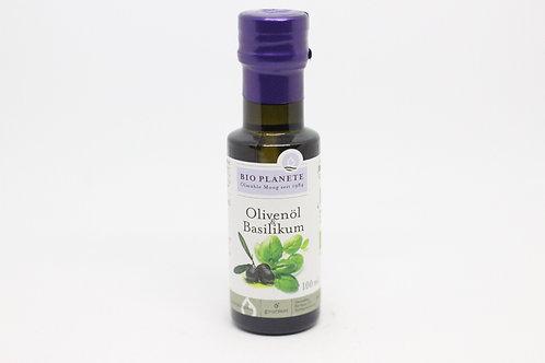 Olivenöl Basilikum 0,1l