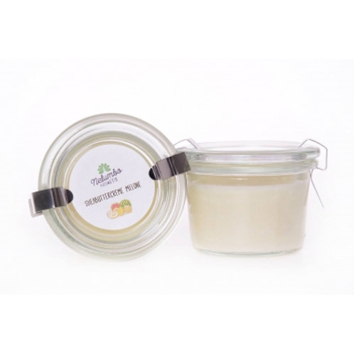 Sheabutter Melone Glas 50g