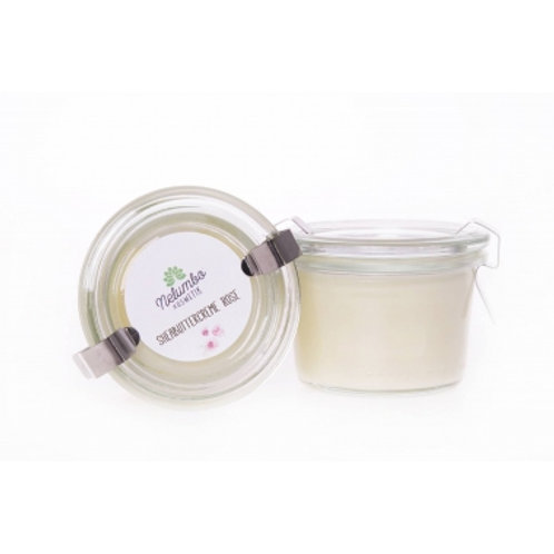 Sheabutter Rose 50g