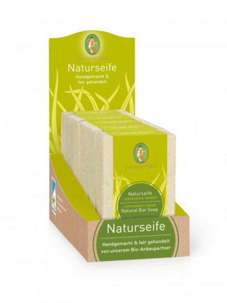 Naturseife Lemongras 100g