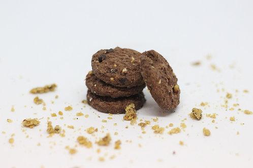 Schoko-Haselnuss-Cookies 100g