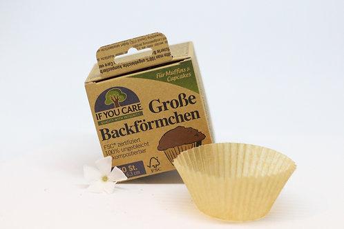 Backförmchen Muffin