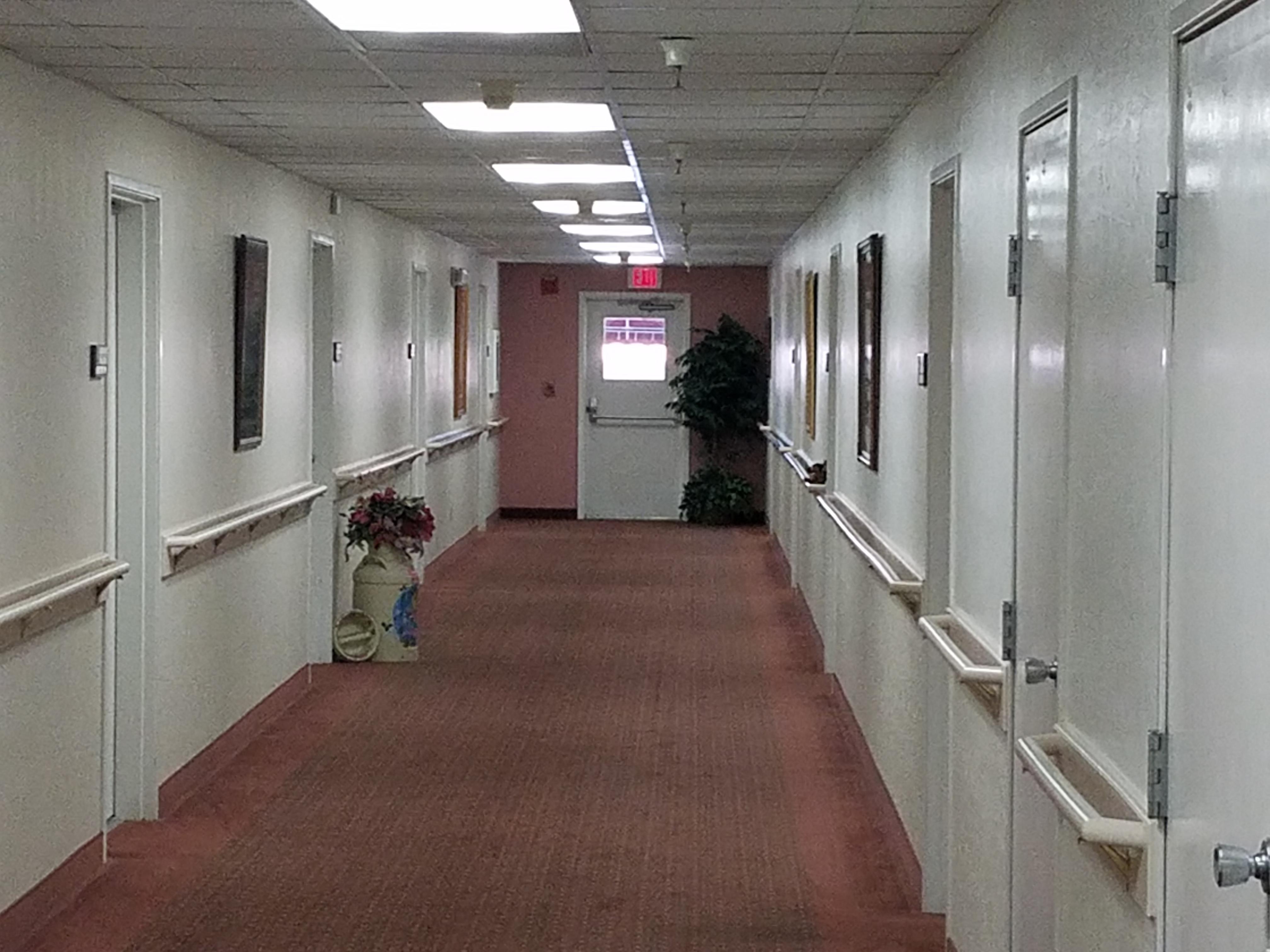 Samaritan Towers - Hallway