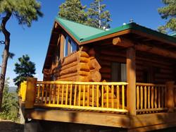 Log Cabin in Walker, AZ