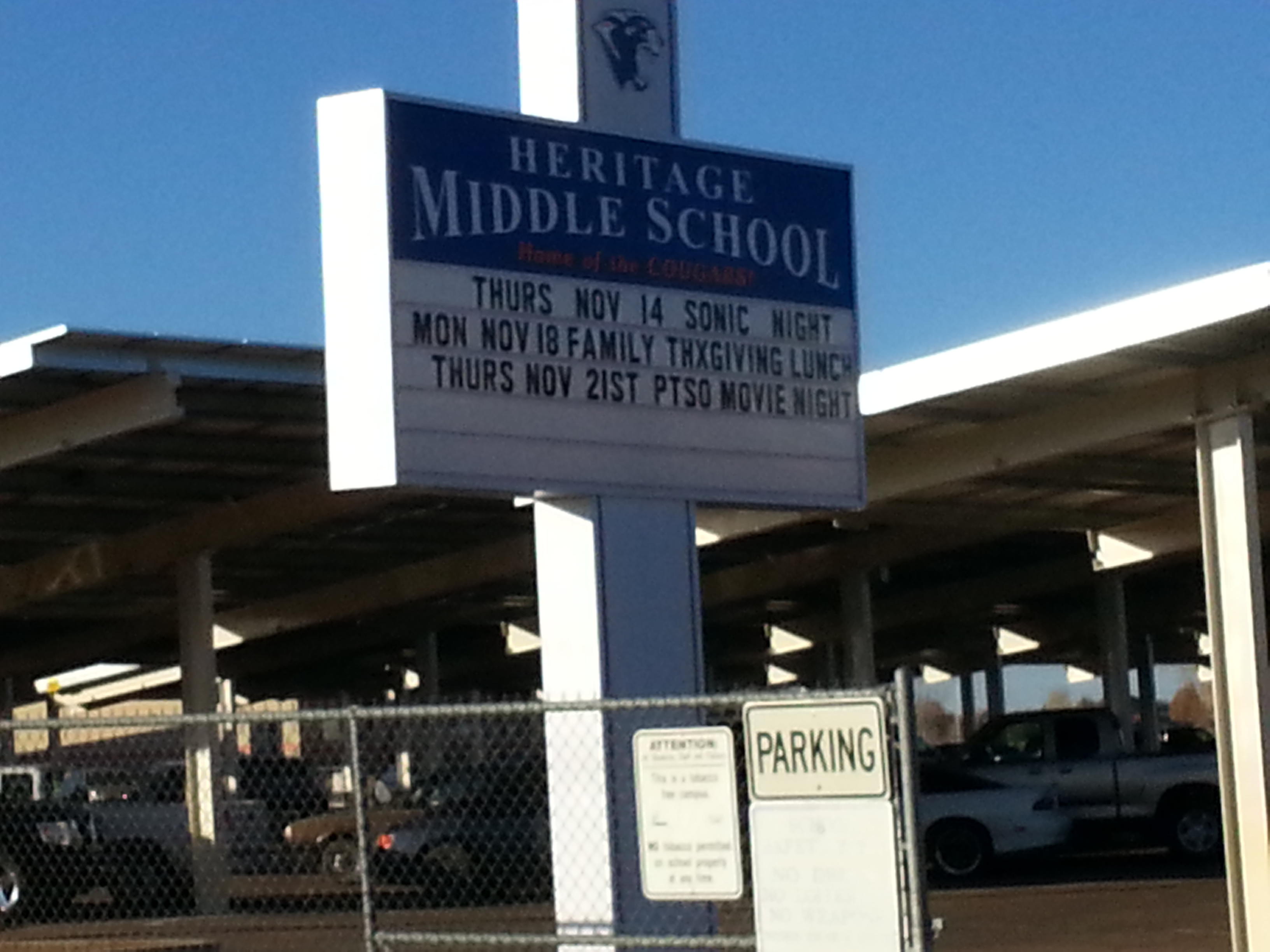 Heritage Middle School - Chino Valley