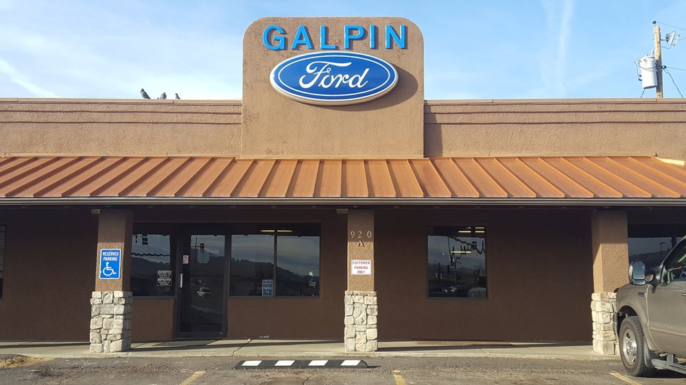 Galpin Ford - Cottonwood