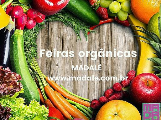Feiras e Mercados orgânicos