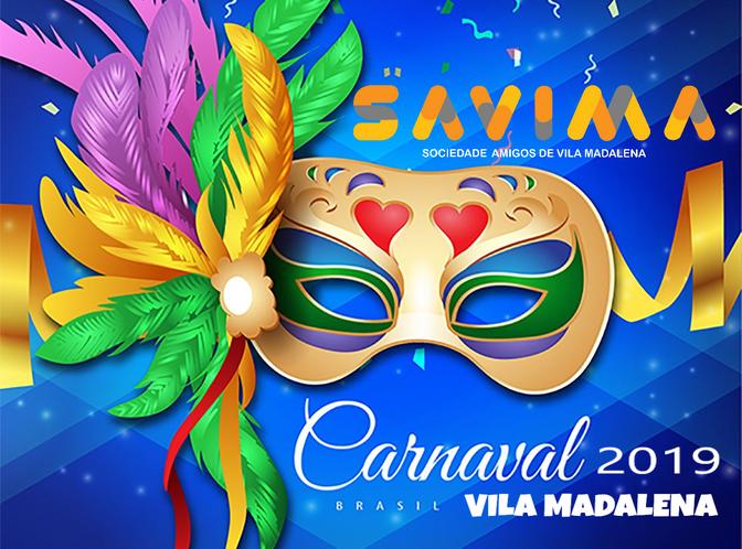 Carnaval 2019 - Blocos de rua na Vila