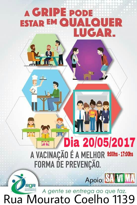 Campanha de vacinação Gripe H1N1