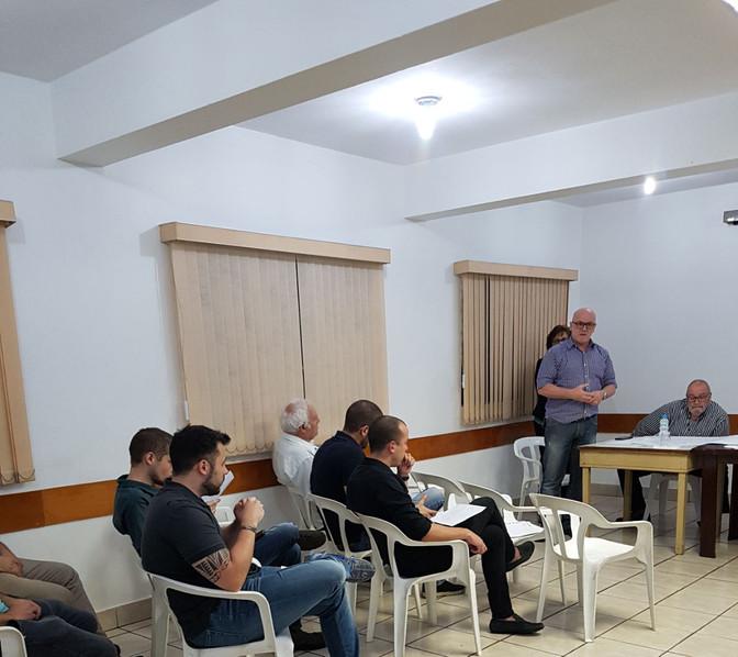 Reunião do conselho SAVIMA / CET/ Centro Cultural BNH/ Prefeitura Regional