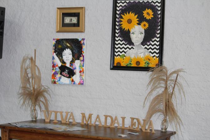Revitalização do salão da Igreja                              Paróquia Santa Maria Madalena & Sã