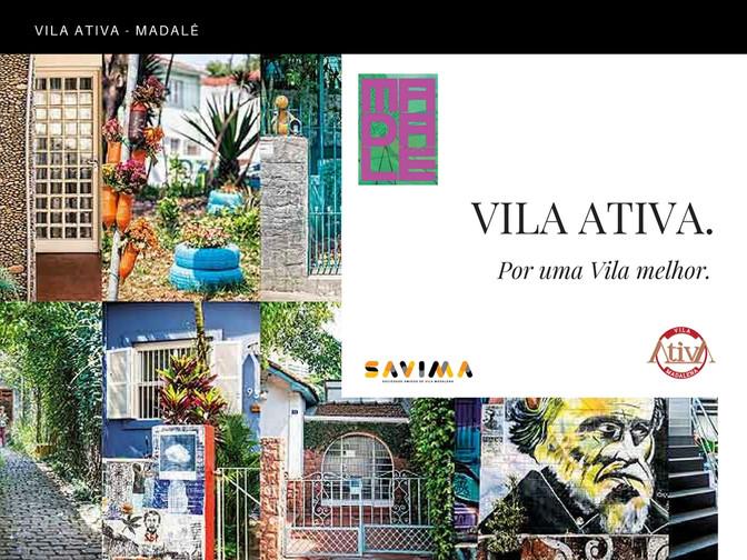 Vila ATIVA - Comércio local - MADALÊ