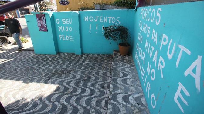 """Barricadas a foliões na Vila Madalena são reflexo de """"Carnacopa"""" de 2014..."""