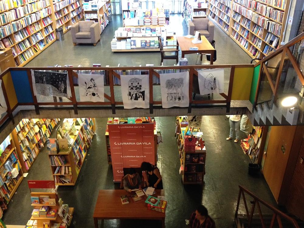 Livraria da Vila Rua Fradique Coutinho 915 São Paulo - Pinheiros, SP 05416-011 +55 (11) 3814-5811