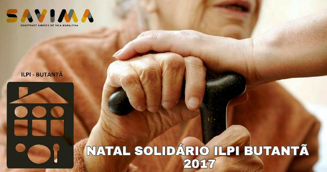 Ação: Natal Solidário ILPI Butantã - 2017