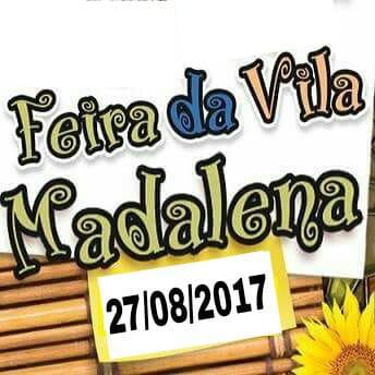 Feira de Artes da Vila Madalena 27/08/2017