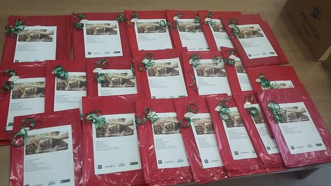 Natal Solidário ILPI - As sacolas já estão disponíveis
