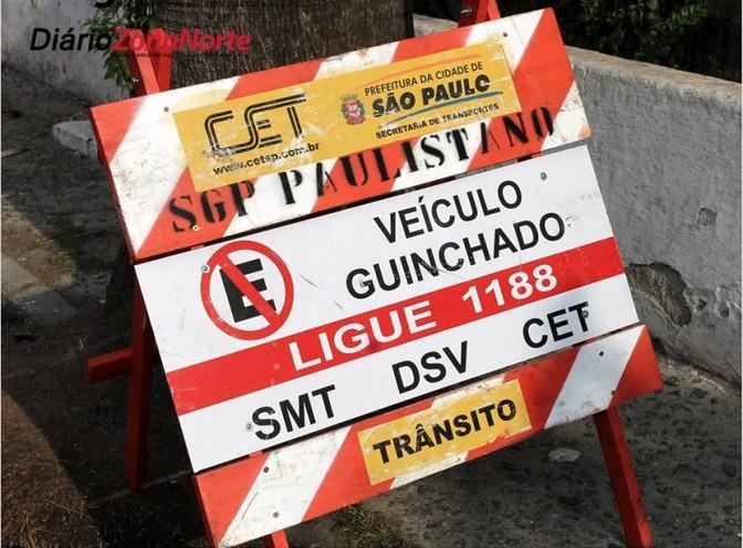 Carnaval 2019                                               Ruas de estacionamento proibido sujeito