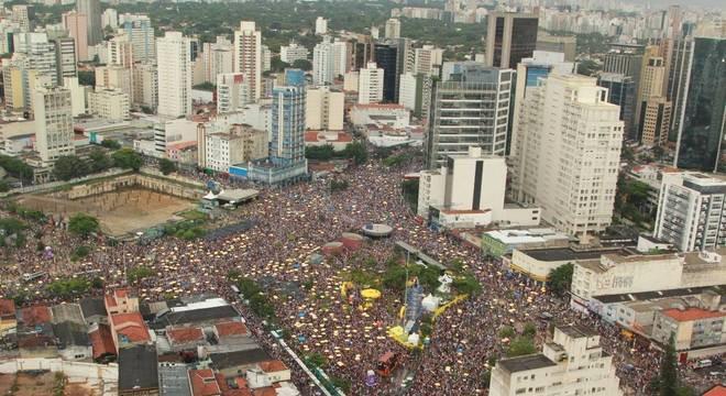 """""""Em 2019, Carnaval de rua de São Paulo deve crescer 60,5%"""""""